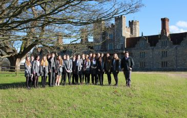 Year 10 Trip to the historic Knole House