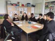 BBC School Reporter group