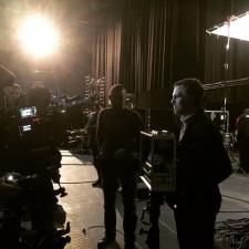 Mark Ruffalo film set visit 2