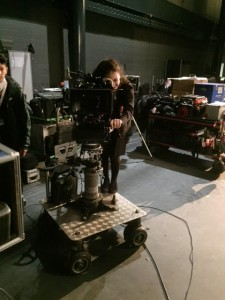 Mark Ruffalo film set visit 6