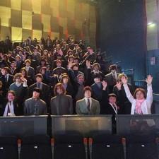 Mark Ruffalo film set visit