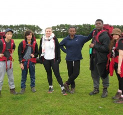 PLS first Bronze Duke of Edinburgh qualifiers