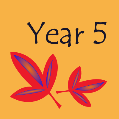 Year 5 Icon
