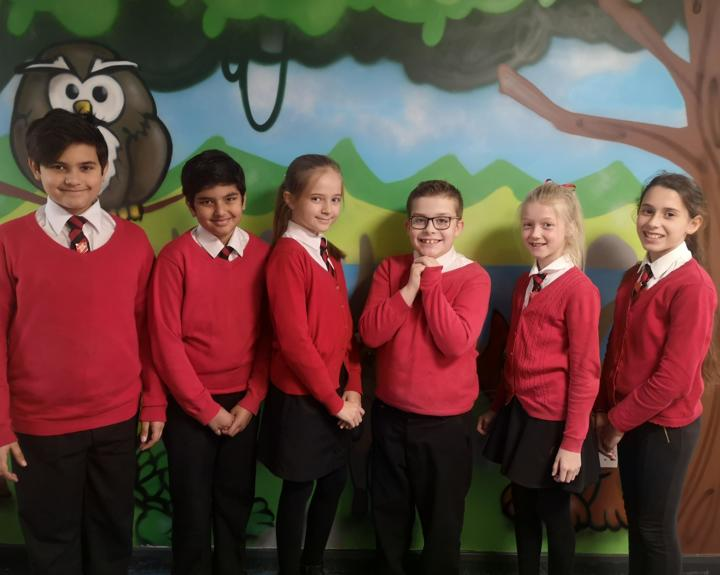 Pupils battle it out for top jobs
