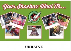 Operation Christmas Child - Update