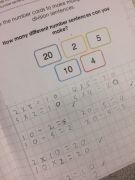 y2 maths