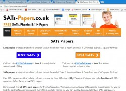 SATs Practice Papers