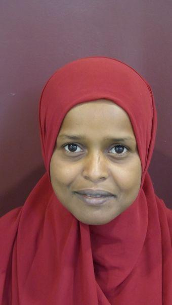 Ms Ahmed