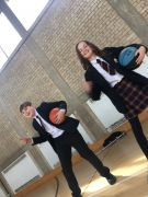 Morden Stomp Basketball