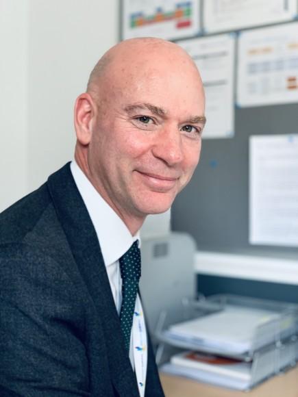 Jonathan Culpin, CEO