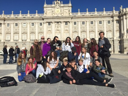 Spanish Exchange 2016