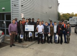 Year 11 Park View Aspiration Visits to High Profile Companies