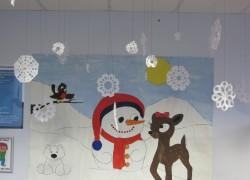 Alternative Education create a magical Winter Wonderland