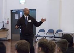 Black History Talk with Tony Warner