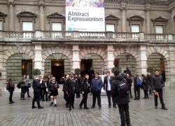 Royal Academy of Arts trip