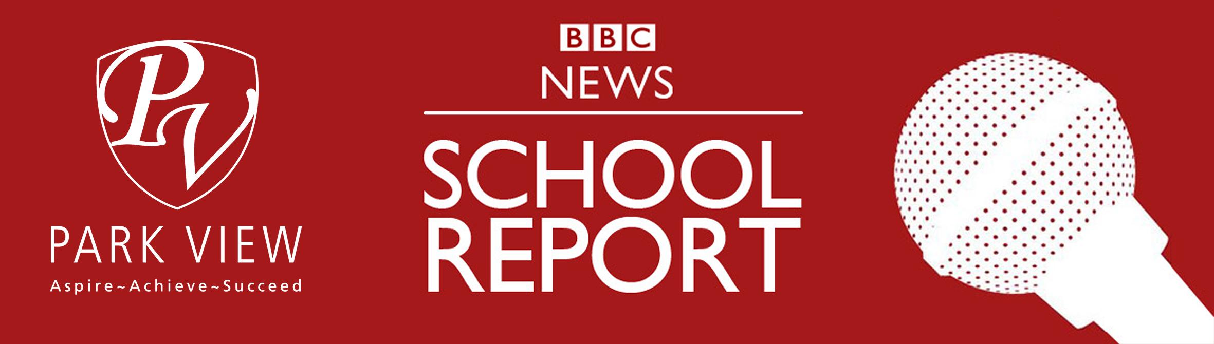 BBC News school Report- website