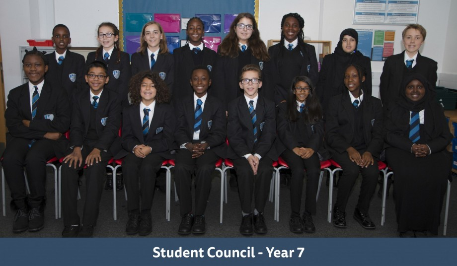 Student Council Year 7