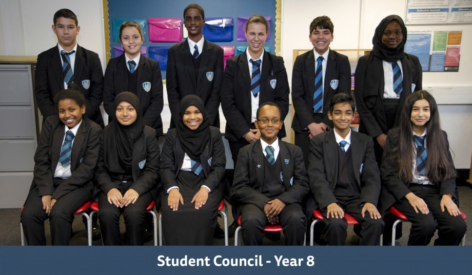 Student Council Year 8