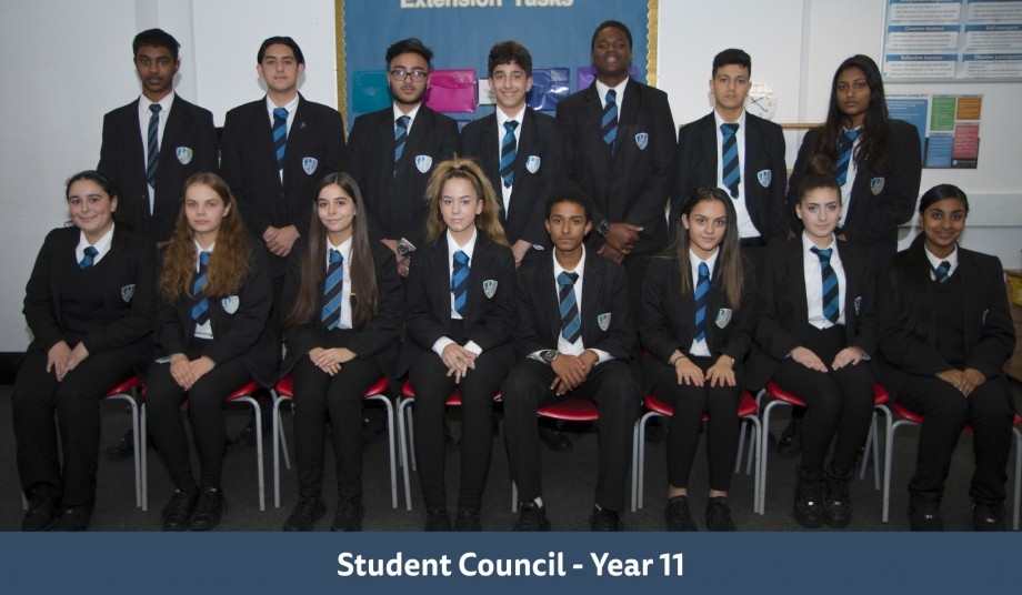 Student Council Year 11