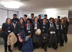 Year 9 'World of Work' Trip