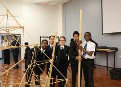 Year 7 STEM Architecture workshop