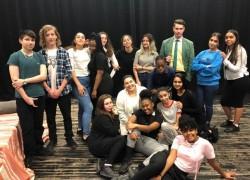 Year 11 GCSE Drama Performance