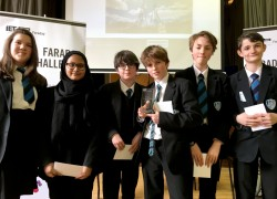 Faraday STEM Challenge champions once again!