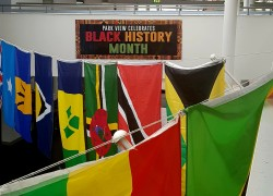 Park View Celebrates Black History Month