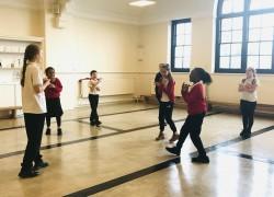 Primary School Dance Mentoring Programme