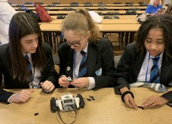 Robogals Challenge at Imperial College