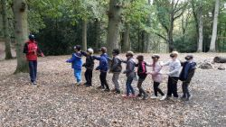 Year 4 Visit Youlbury