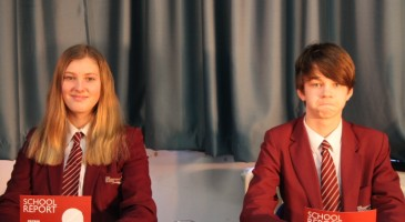 BBC School Report Practice News Day