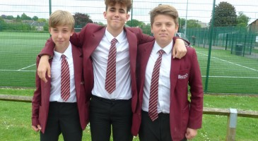 Students Selected in London Irish Trials