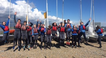Anchors Aweigh For The TPS Sailing Academy