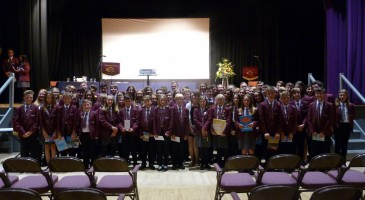 TPS Prize Giving Evening