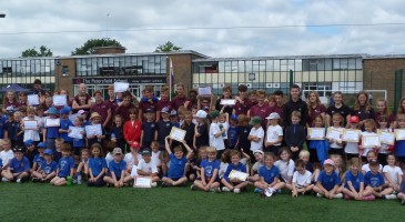 Sports Festival at TPS