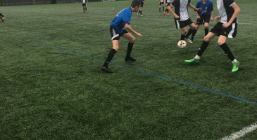 Year 11 Boys Football Team Storm Into The Second Round