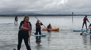 CVQO at Portsmouth Watersports Centre