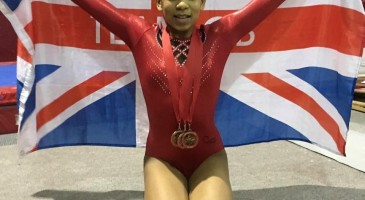 Jemima Aims For Gold in Malta