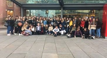 Trip to Sadler's Wells