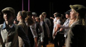 """Oliver!"" The Musical - Rehearsal Log"