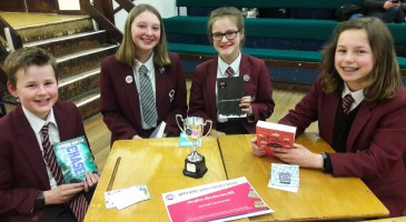 TPS through to the County Lit Quiz Final