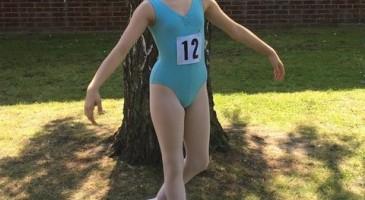 Seren's Success in Ballet
