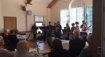 Music at the United Reform Church