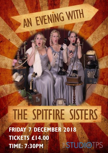 The Spitfire Sisters Poster 2018