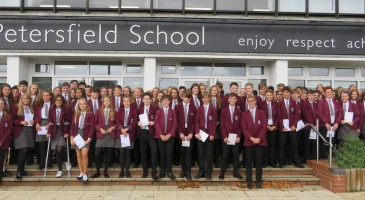 Record Numbers Sign Up For Duke of Edinburgh Award