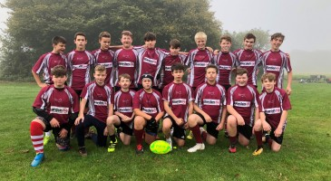 Year 9 Rugby Victories