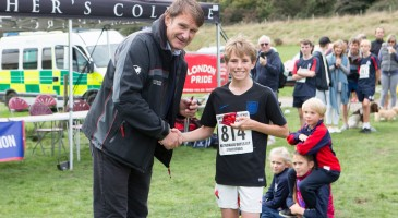 TPS Success at Butser Hill Challenge
