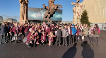 """Year 8 Trip to """"The Making of Harry Potter"""""""