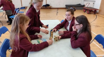Maths Happy Puzzle Day for Year 7s